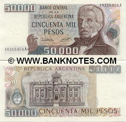 Argentinian Currency Gallery