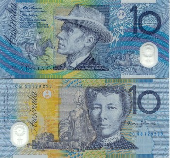 australia notes But while we can't move for 5c pieces, why do we never seem to see the cash at the other end of the spectrum where are all australia's $100 notes.