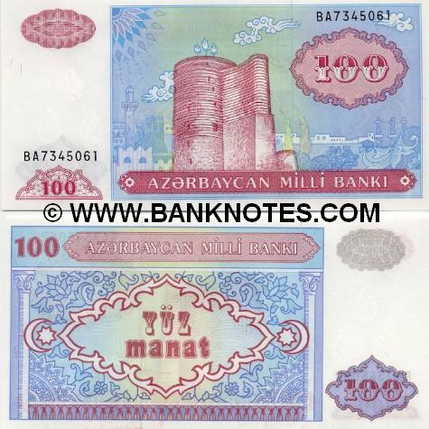 Azerbaijani Currency Gallery
