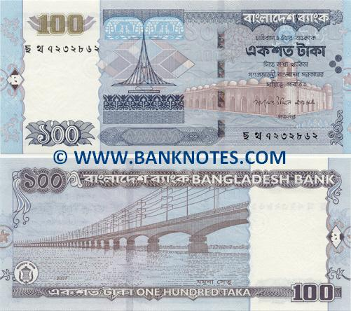 Bangladeshi Currency & Bank Note Gallery