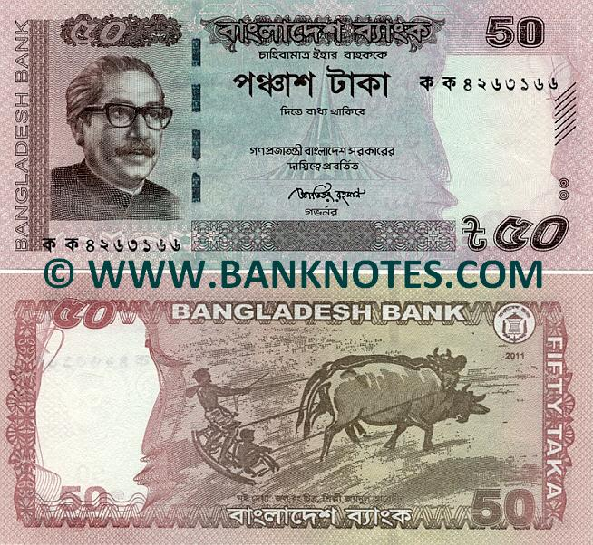 Bangladeshi Currency & Banknote Gallery