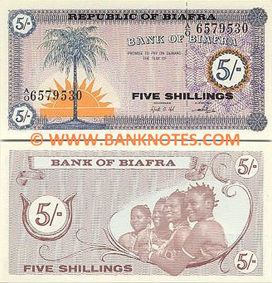 Biafra Currency Gallery