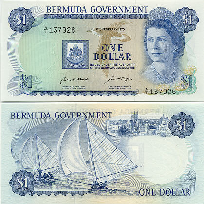 Birds on banknotes