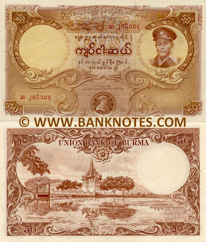 Burmese Currency Gallery