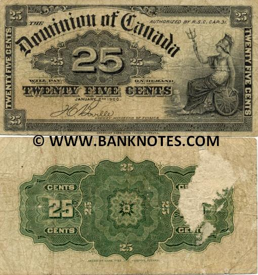 Canadian Currency Gallery