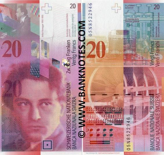 Swiss Currency Gallery