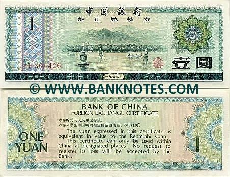 Chinese Currency Gallery
