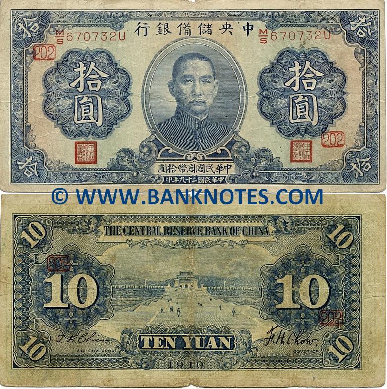 Chinese Paper Money History