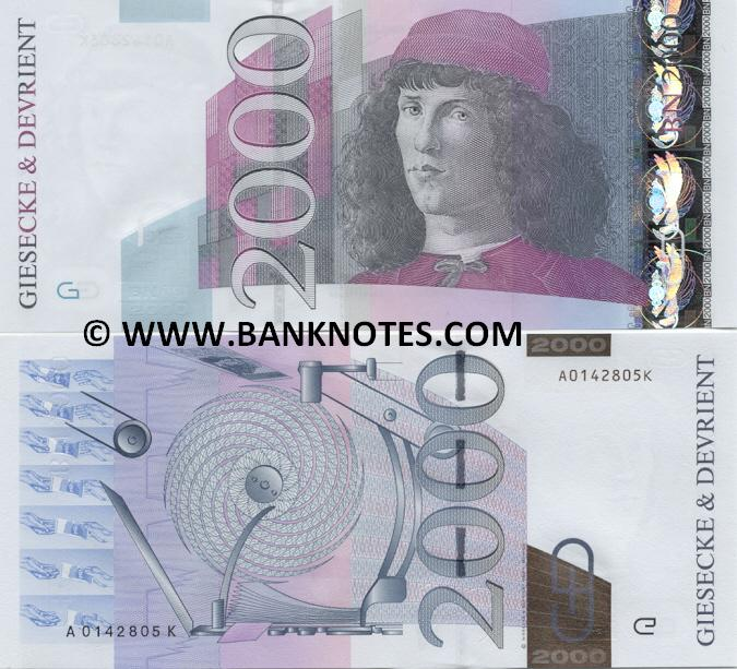 German Currency & Bank Note Gallery