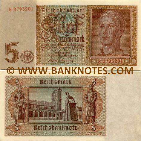 German Empire Currency & Banknote Gallery