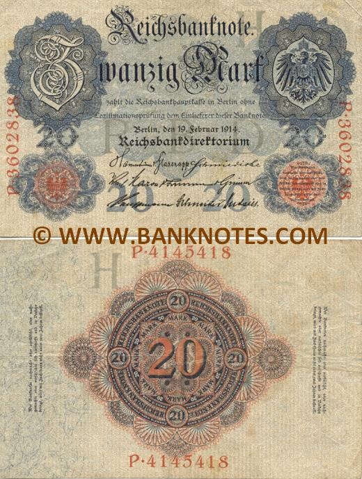 German Currency & Banknote Gallery
