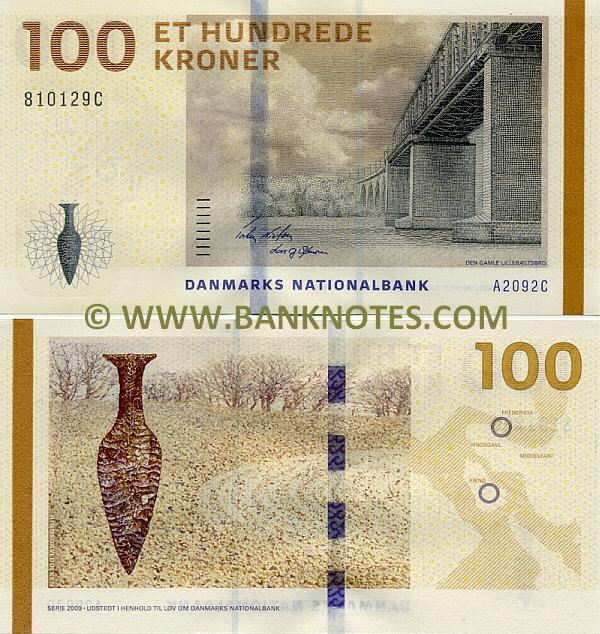 Danish Currency Banknote Gallery