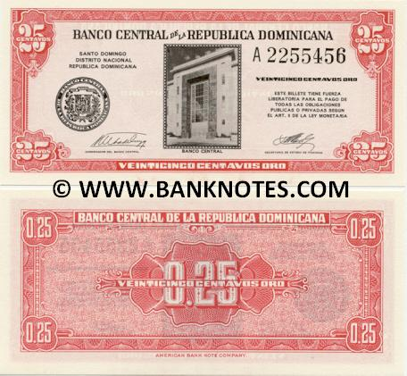 Dominican Republic Currency & Bank Note Gallery
