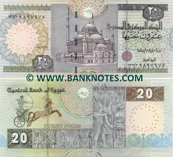 egypt money currency