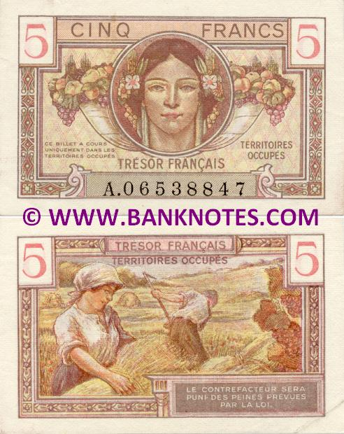 French Currency Gallery