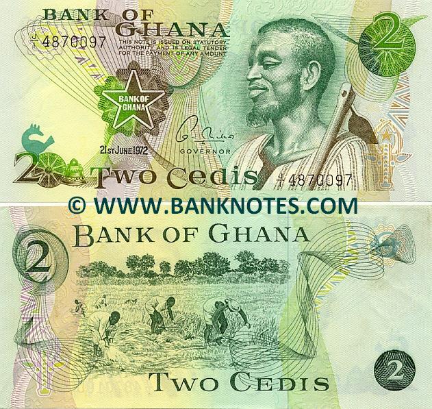 Ghana forex controls