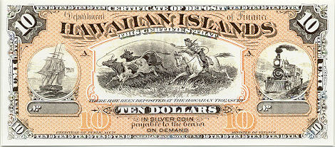 Hawaii Hawaiian Dollar Currency Image Gallery
