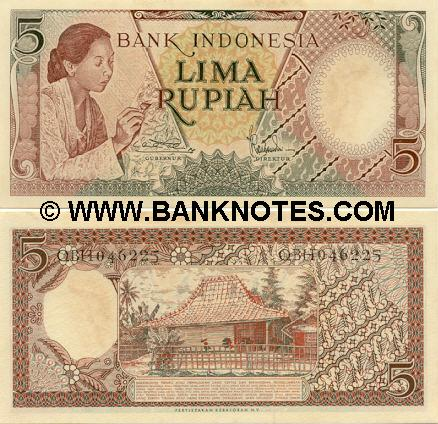 Indonesian Currency Gallery