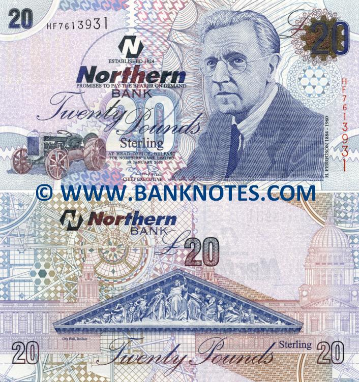 Bank Note Currency Gallery Of Northern Ireland