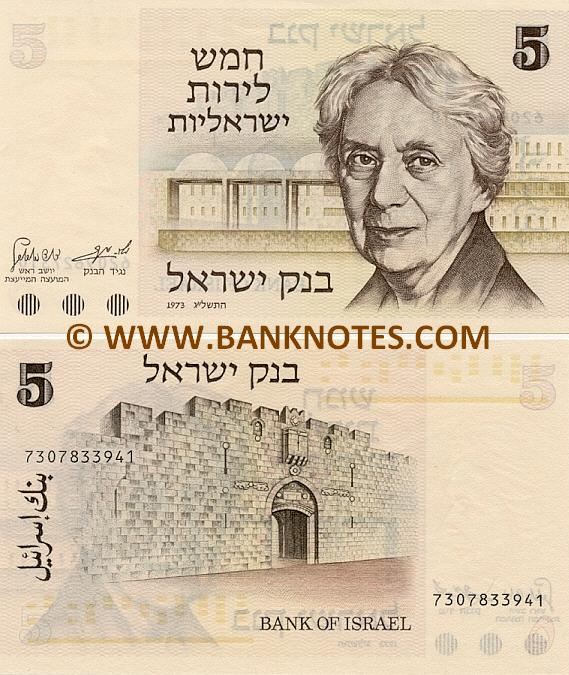 Israeli Currency Gallery