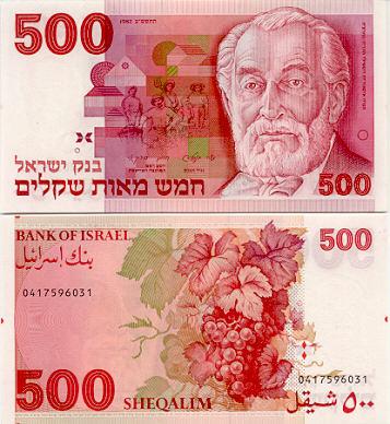 procer israeli Rothschild
