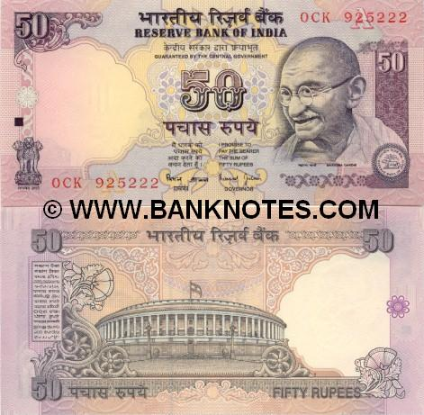 Indian Currency Gallery