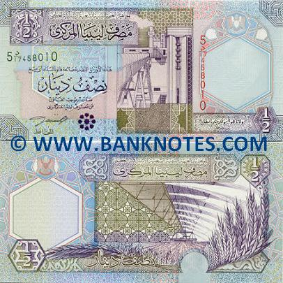 Libyan Currency Gallery