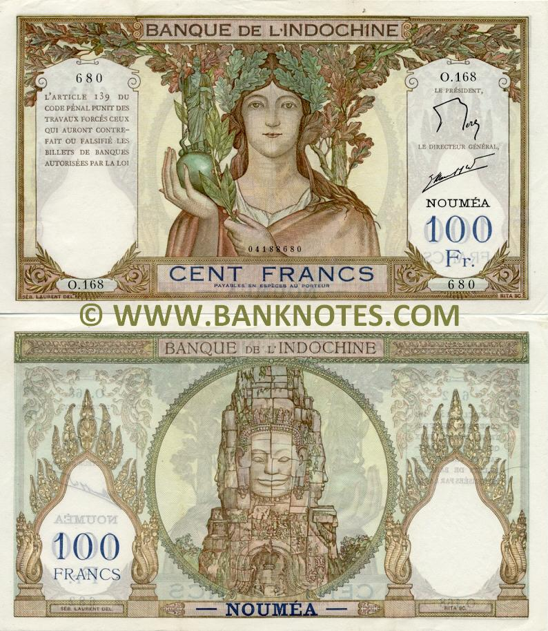 New Caledonian Currency Gallery