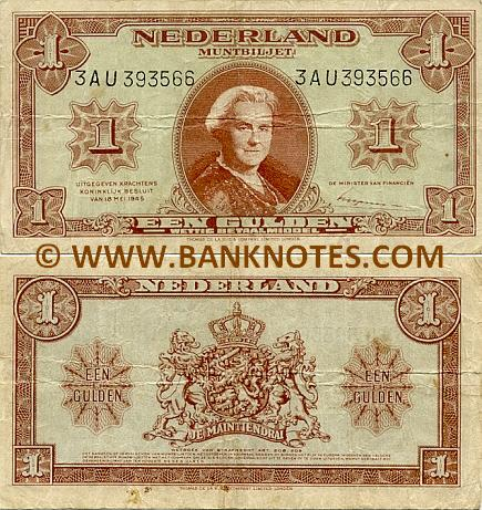 Dutch Currency Gallery