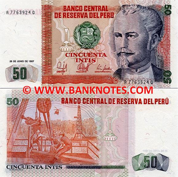 Peruvian Currency Gallery