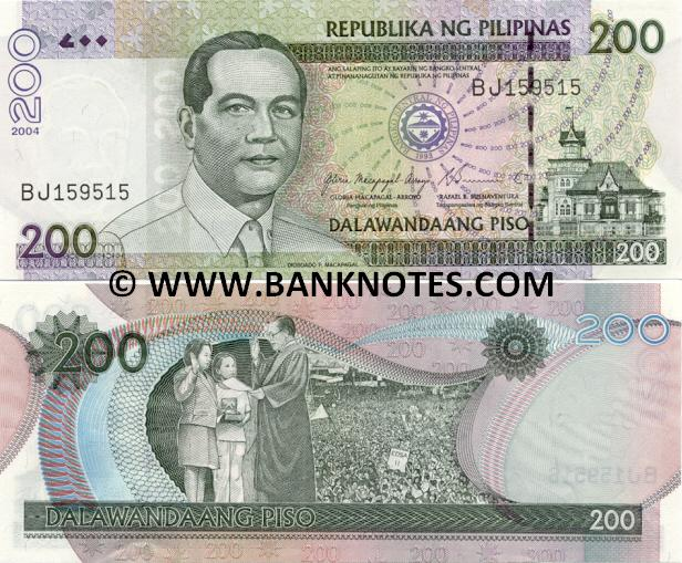 Philippines Currency Gallery