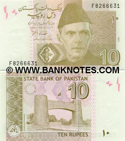 Pakistani Currency Gallery