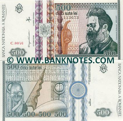 Romanian Currency Gallery