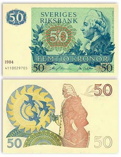 Sweden money converter