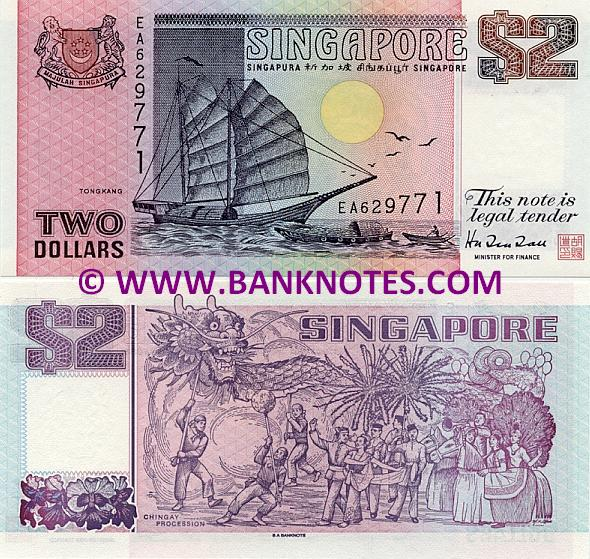 Singaporean Currency Gallery