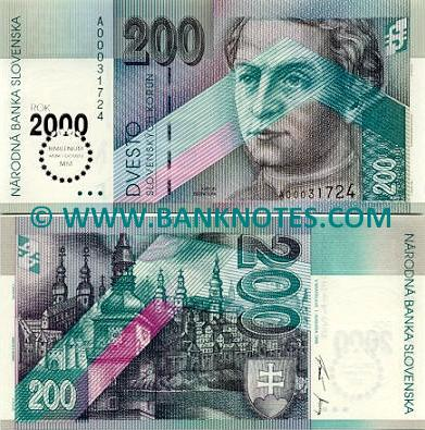 Currency Gallery of Slovakia