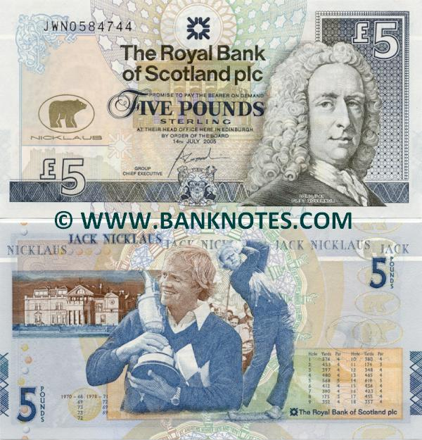 Some Interesting Facts About Paper Money: Scottish bank notes ...