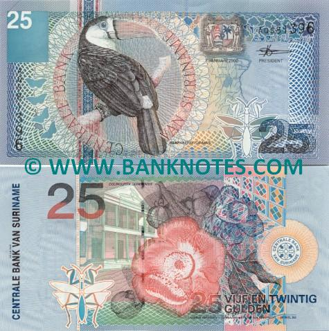 Surinam Currency Gallery