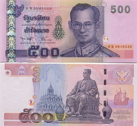 Thai Currency Expo