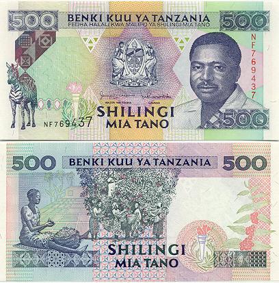 Forex rates tanzania