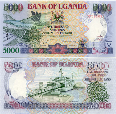 Forex rate today in uganda