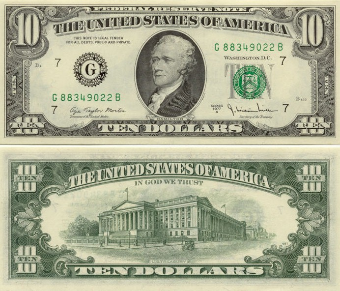 American Currency Gallery