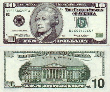 Paper money usa federal reserve notes united states banknotes
