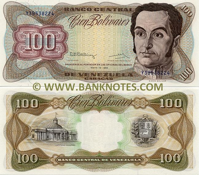 Venezuela Currency Gallery