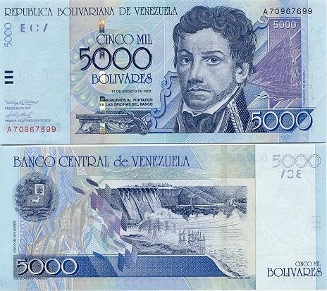 dollar today venezuela