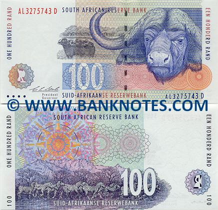 south africa banknotes south rand currency