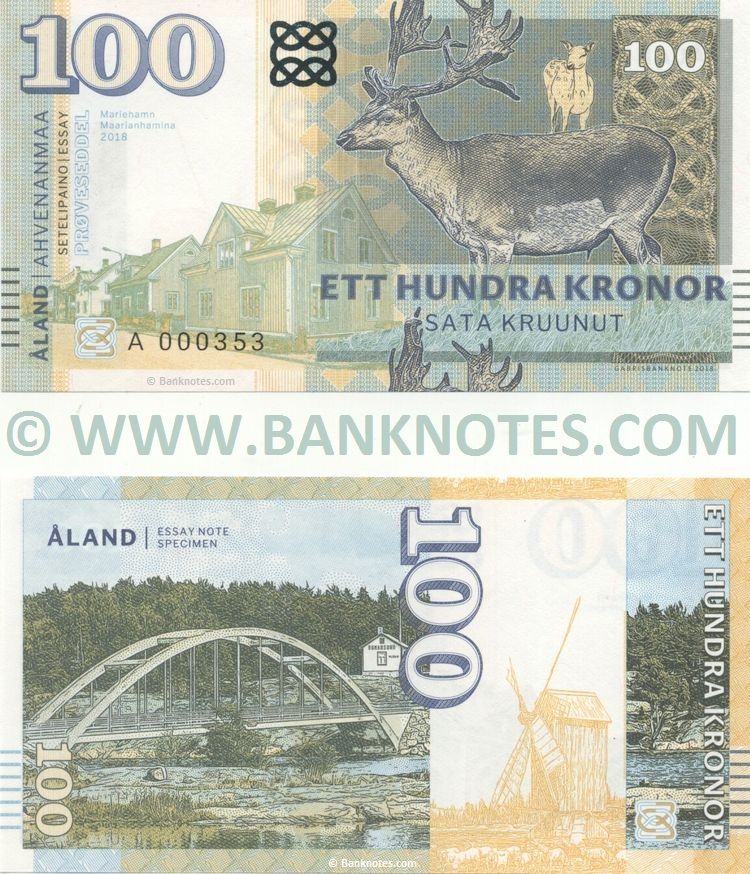 Aland Currency Gallery