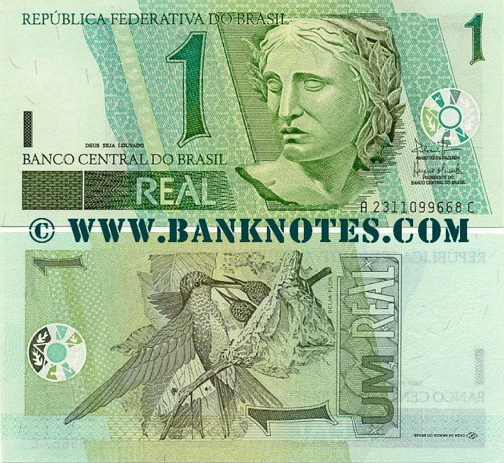 Brazilian Currency Gallery