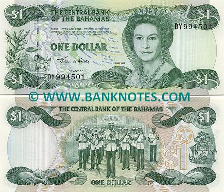 Bahamas Currency Gallery
