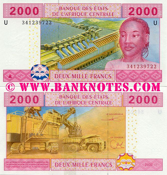 Cameroonian Currency Gallery